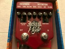 Visual Sound Jekyll & Hyde Ultimate Overdrive Guitar Effect Pedal