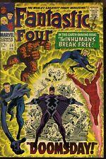 Fantastic Four #59 VG/F