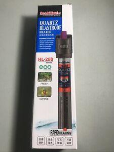 Seabillion Quartz Blastroof Aquarium Heater HL-288 eco Energy Saving