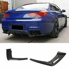 Carbon Fiber Rear Outer Section Diffuser For BMW F12 F13 M6 F06 M6 M-Sport
