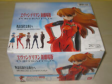 EVANGELION PORTRAITS IX - Complete Box -12 BLIND BOX FIGURES - Bandai NEW SEALED