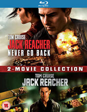 Jack Reacher: 2-movie Collection (Box Set) [Blu-ray]