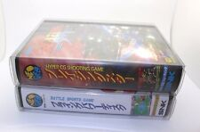 10x COVER PROTECTORS BOXES CARTRIDGES AES NEO GEO
