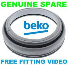 BOMANN GENUINE Washing Machine Door Seal Gasket + free fitting video