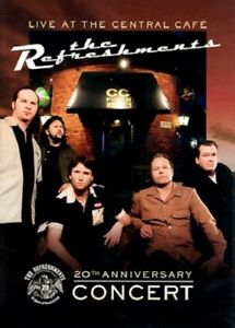 "Refreshments - ""Live at The Central Café"" - 2010 - Music DVD"