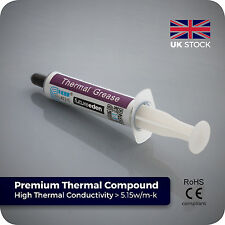 5g Premium Thermal Compound paste for Power LED, CPU, PC XBOX 360