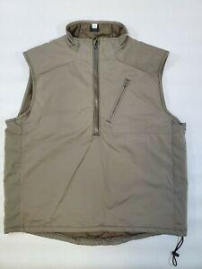 PCU Level 7 ORC Industries Vest Alpha Gray Green Size Large SOF DEVGRU