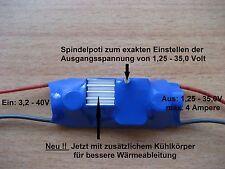 DC-DC Spannungsregler, BEC UBEC SBEC von 3,2-40V nach 1,25-35V FPV Beleuchtung