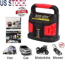 200000mAh 350W 12-24V LCD Auto Adjust Car Vehicle Jump Starter Battery Charger