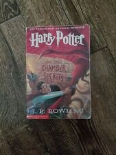 Harry Potter and the Chamber of Secrets by J. K. Rowling *USED*