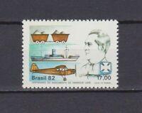 s19055) BRASILE BRAZIL  MNH** Nuovo** 1982 H. Lage 1v