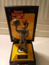 Brett Favre Pewter Figure Sports Illustrated Presents Champions Cover Date...