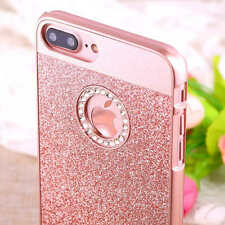 Bling Luxury Crystal Rhinestone Diamond Hard Case Cover For iPhone 7 7 Plus 6s 6