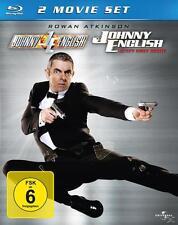 Johnny English + Johnny English: Jetzt erst recht (2 Blu-Ray's im Schube ... /3