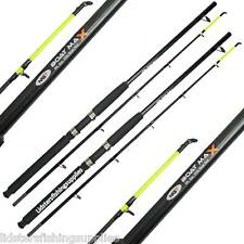 2 x NGT Boat Fishing Rod Boat Max 6ft 2pc 25lb Rating Sea Fishing Tackle New