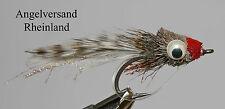 Pikefly Baitfish natural #2/0 + Krautschutz Futterfisch by AngelversandRheinland