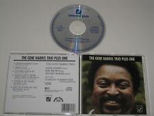 GENE HARRIS TRIO/THE GENE HARRIS TRIO PLUS ONE(CONCORD JAZZ CCD-4303) CD ALBUM