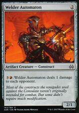 4x welder automaton | nm/m | Aether revolt | Magic mtg