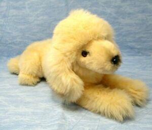 Avanti Baby Animals Afghan plush puppy dog vintage 1986 1980s 17in clean