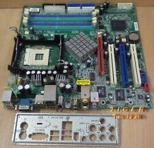 MSI Medion MS-6747 Ver. 1 Sockel 478 Mainboard + Blende* m173