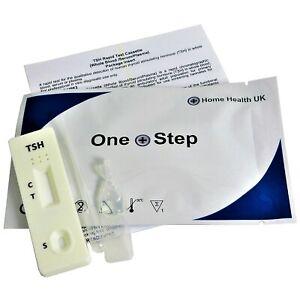 5x Thyroid Test Kit TSH Underactive Hypothyroidism GP Professional Blood Tests