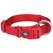 Collare cani TRIXIE Premium Rosso Taglia L-xl 40-65 cm Cod. 20173