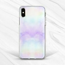 Sky Pastel Tie Dye Clouds Aesthetic Girly Case For iPhone 6 7 8 Xs XR 11 Pro SE