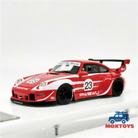 Timothy & Pierre 1:64 RAUH-Welt BEGRIFF RWB 993 WU Resin Model Car
