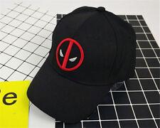 Cool Mens Womens Cap The Avengers Deadpool Baseball Cap Adjustable Strapback Hat