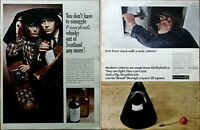 Crawfords You Don't Have to Smuggle Crawfords / Shell Chemicals Vintage Ad 1966