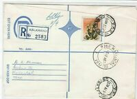 south west africa kalkrand stamps cover ref 18641a