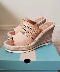 toms monica wedge heel size 7.5