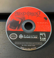 Blood Omen 2 (Nintendo GameCube) - Game/Disc Only, No Case