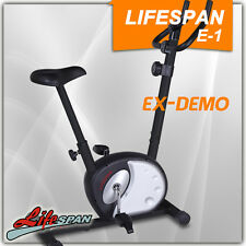 Lifespan Exercise Bike Heavy Duty Magnetic Flywheel DEMO E-1