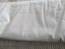 Vintage Lot of 23 yds White Drapery Lining