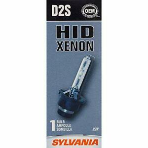 SYLVANIA D2S High Intensity Discharge HID Bulb Contains 1 Bulb