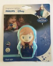 Philips Disney Frozen Princess Anna Children's LED Night Light and Flashlight