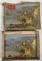 Victory Wooden Jigsaw Puzzle 75 Pieces Vintage Complete No. P.2. Popular Series