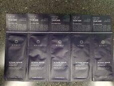 5 MONAT HAIR SAMPLES INTENSE REPAIR TREATMENT SHAMPOO LONGER FULLER STRONGER HAI