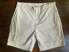 New Patagonia Organic Cotton All-Wear Shorts Khaki Men's 34 waist