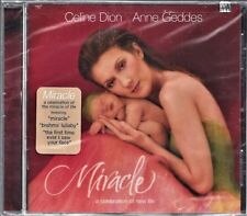 Miracle by Céline Dion & Anne Geddes - Sealed CD w/ cracked case (2004)