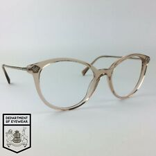 VERSACE eyeglasses LIGHT BROWN CATS EYE glasses frame MOD: 3251-B 5215