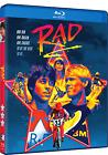 Rad Blu-ray Story of Young Man BMX Bill Allen Lori Loughlin [NEW 2021]