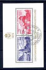 "LIECHTENSTEIN - BF - 1972 - Esposizione Filatelica ""LIBA"".E1664"