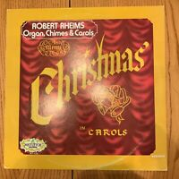 Robert Rheims - Merry Christmas In Carols - NR MINT vintage OG  vinyl LP album