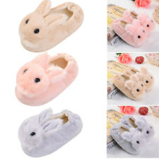 Toddler Infant Kids Baby Warm Shoes Boys Girls Cartoon Soft-Soled Slippers Shoes