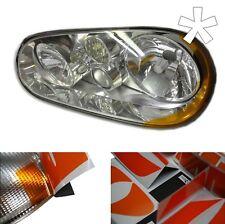 US - Design - Folie für Scheinwerfer VW Golf 4 / Golf IV 1J