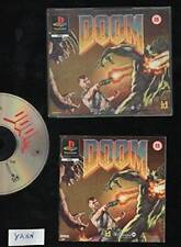 Doom Sony PlayStation 15+ Rated Video Games