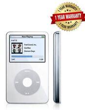 NEW! Apple iPod Classic Video 5th Generation White (30GB) + 1 YEAR WARRANTY