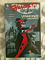 Harley Quinn: Vengeance Unlimited TPB Collected Edition Birds Of Prey Joker DC